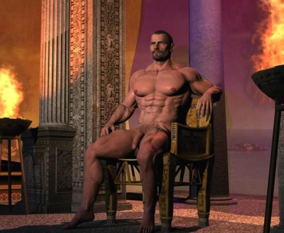 юлий цезарь порно